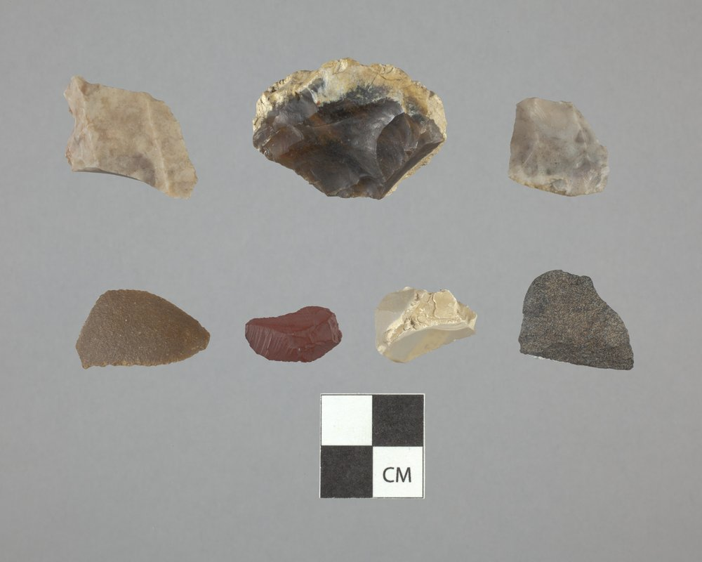 Lithic Sample from 14HM310 - 2