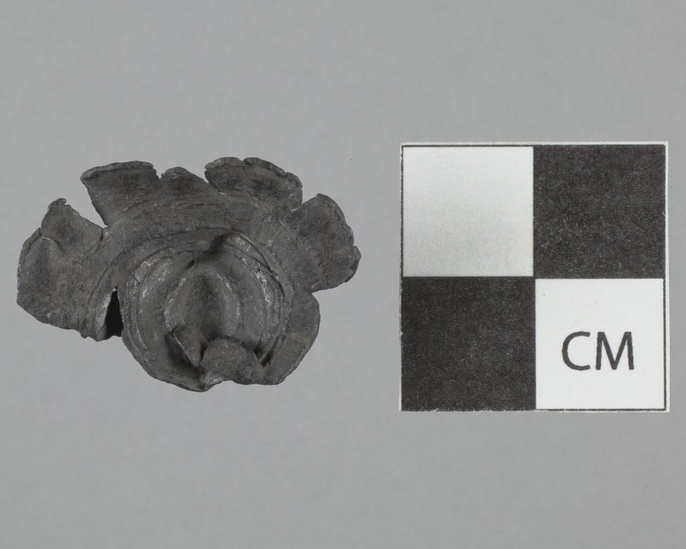 Puzzling Metal Artifact from the Wullschleger Site, 14MH301 - 2