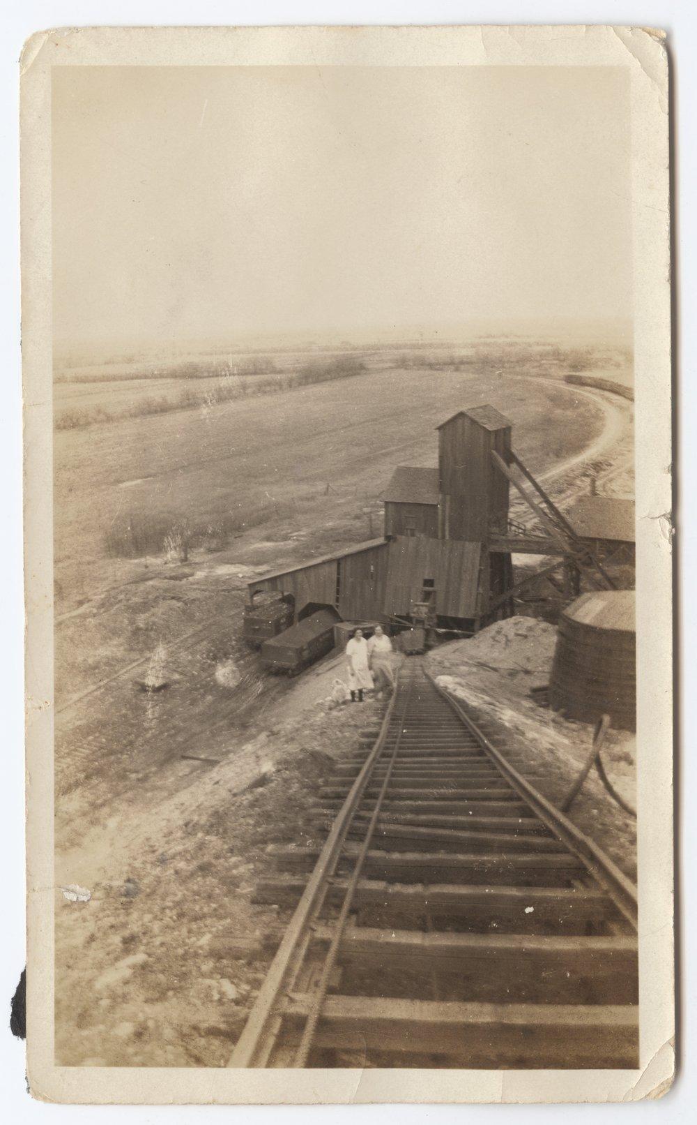 15 Mine in Crawford, Kansas - 1
