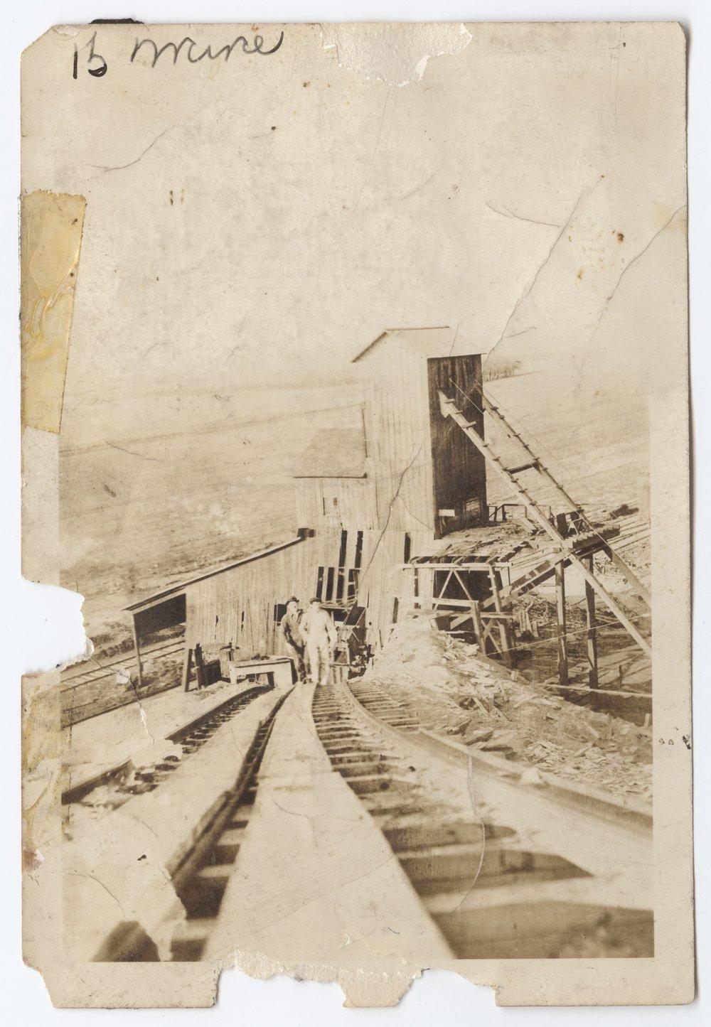 15 Mine in Crawford, Kansas - 3