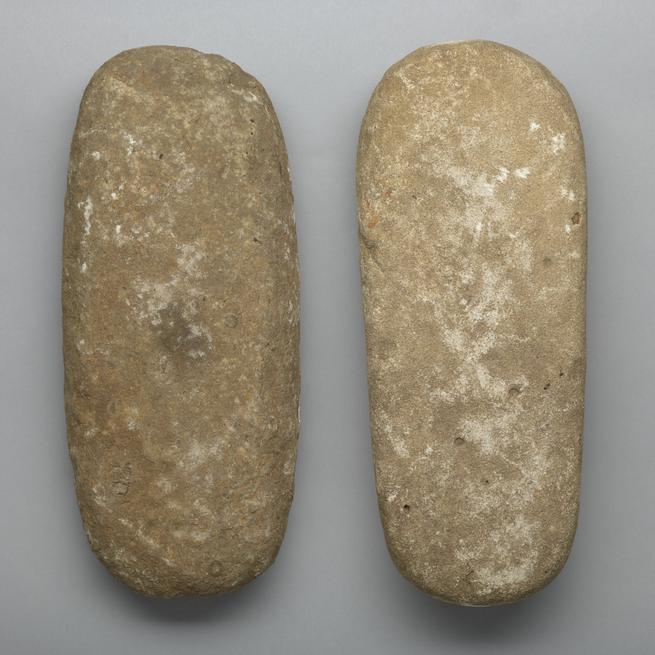 Manos from the Neodesha Fort Site, 14WN1 - 2