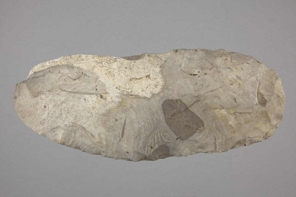 Biface from the Country Club Site, 14CO3 - 1