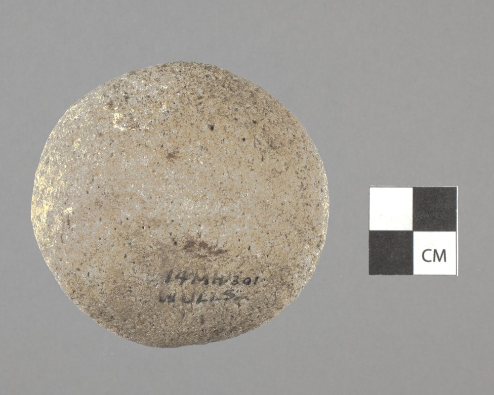 Mano from the Wullschleger Site, 14MH301 - 2