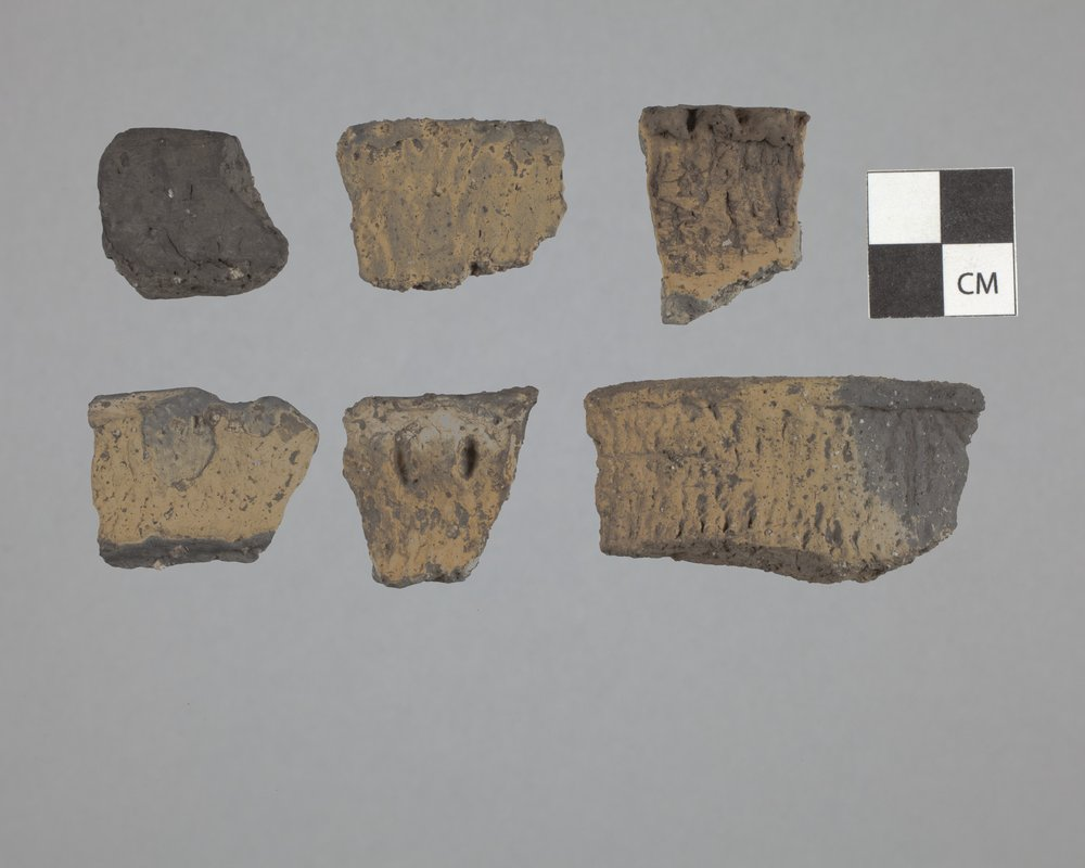 Collared Rim Sherds from the Wullscheleger Site, 14MH301 - 2