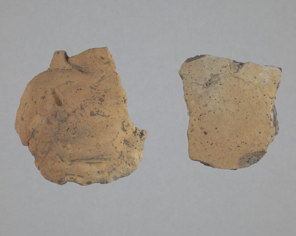 Ceramic Vessel Sherds from the Wullscheleger Site, 14MH301 - 1