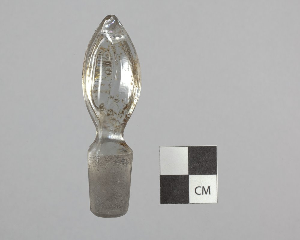 Glass Bottle Stopper from the Baker Store, 14MO701 - 2