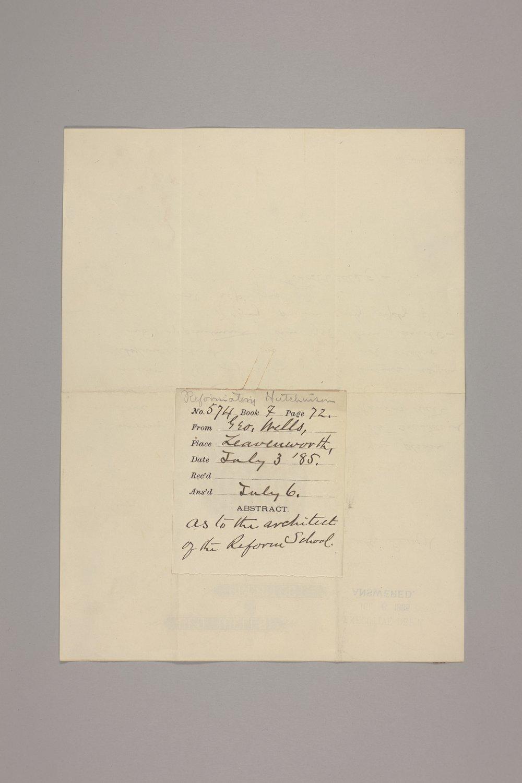 July 1885 - 12