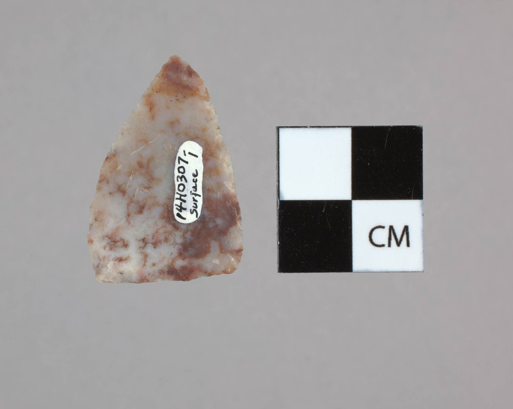 Projectile Point from 14HO307 - 2