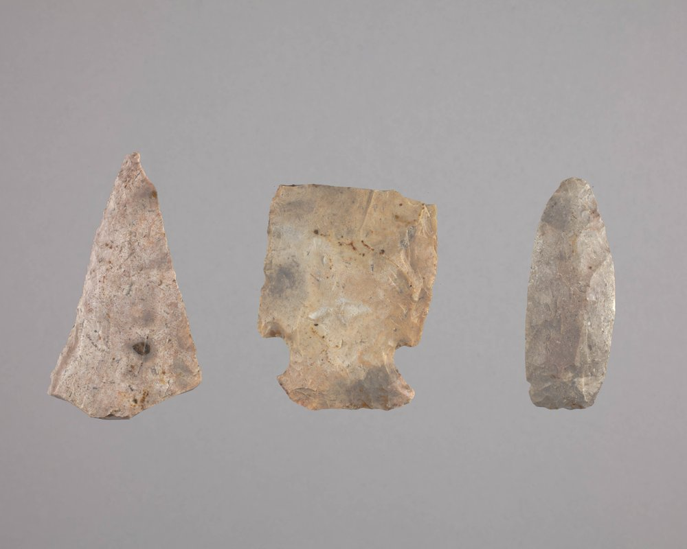 A Lithic Collection from 14CT312 - 1