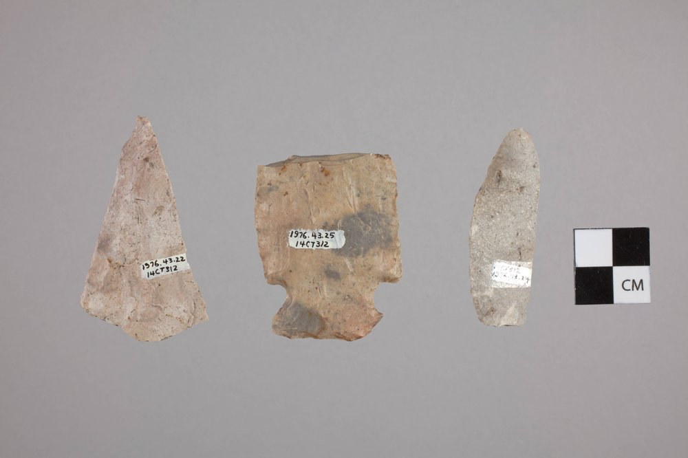 A Lithic Collection from 14CT312 - 2