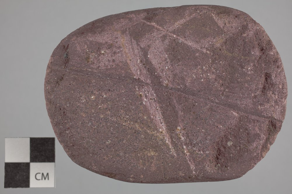 Abrader from the Paint Creek Site, 14MP1 - 2