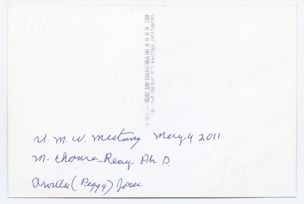 "Arvilla ""Peggy"" Jones and Michaeline Chance-Reay - 5"