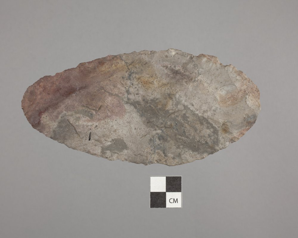 Biface from the Monroe/John Fay Site - 2