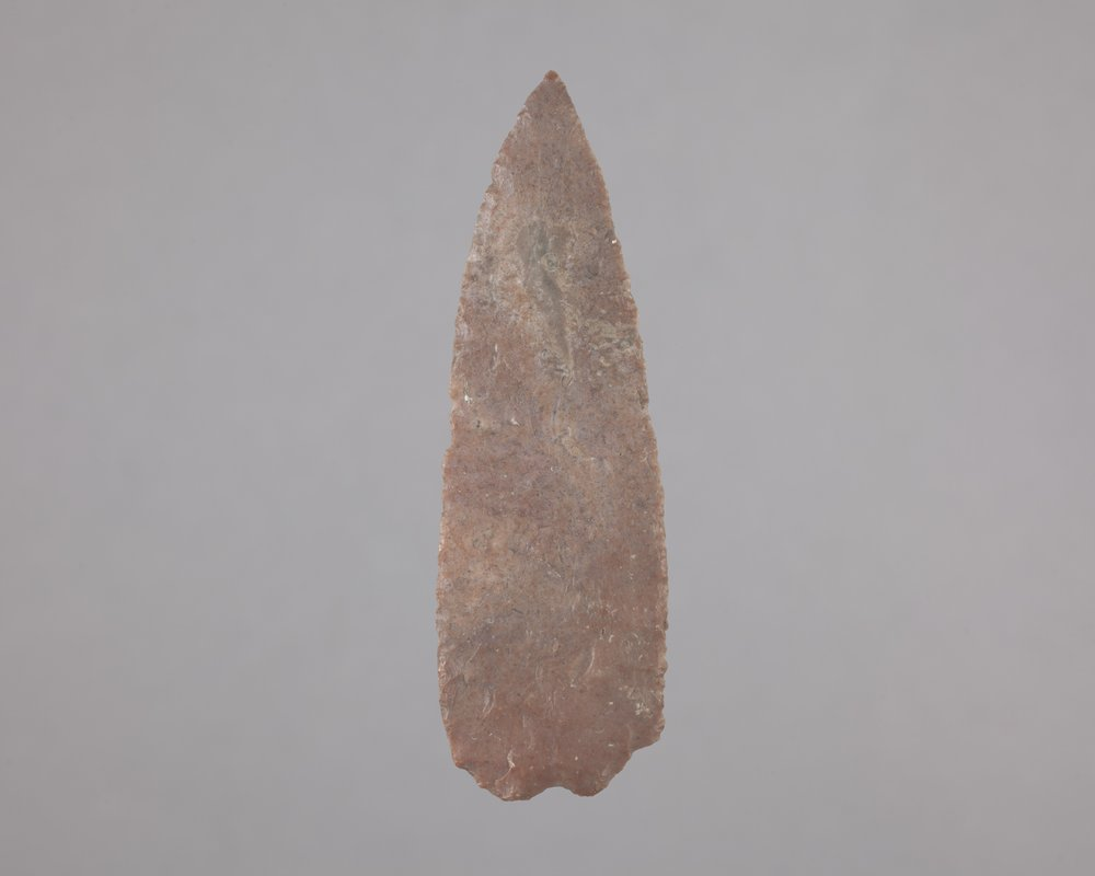 Biface from the Forrest Site, 14PA303 - 1