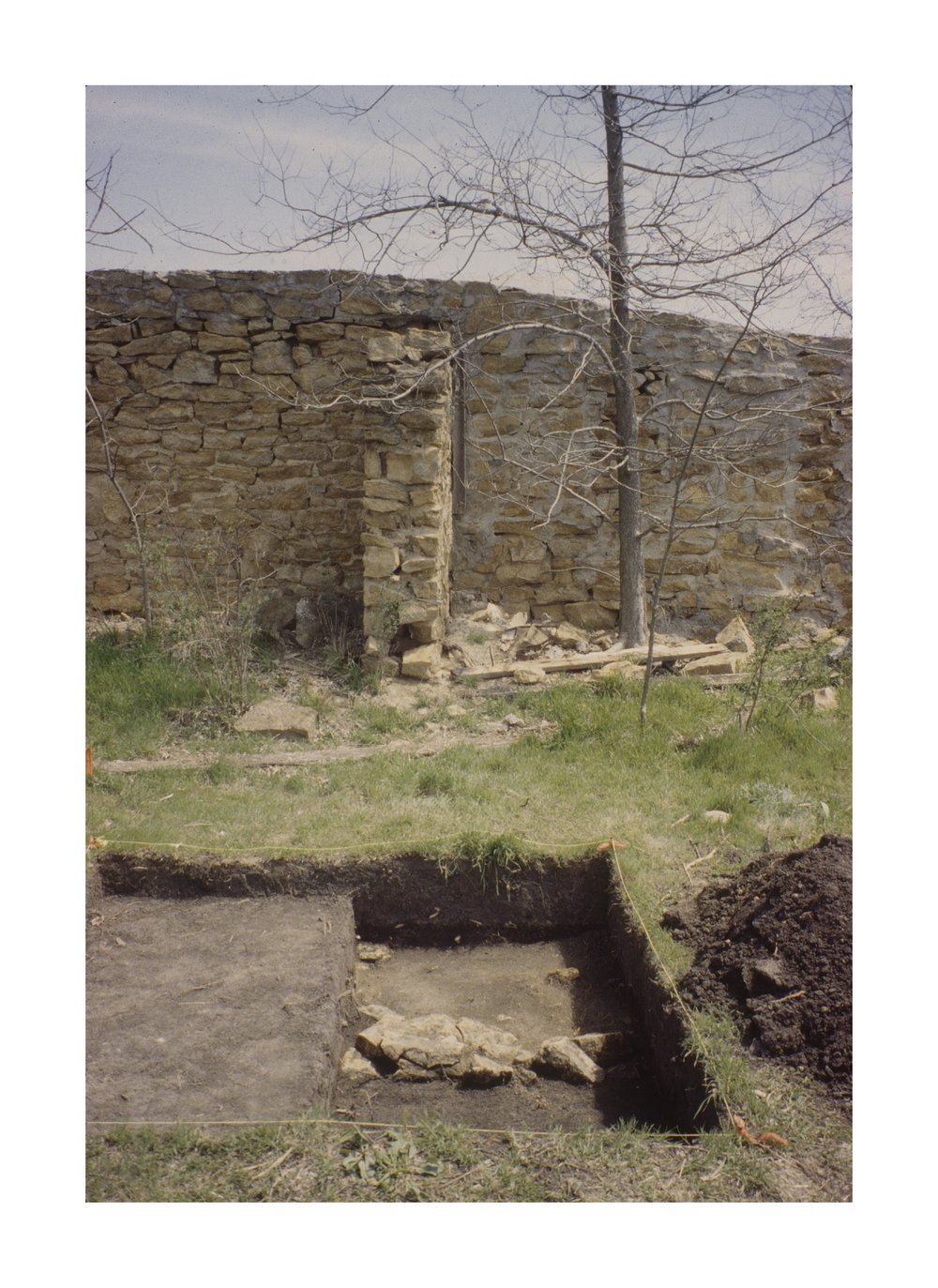 1995 Excavations at the Havana Stage Station, 14OS1301 - 4