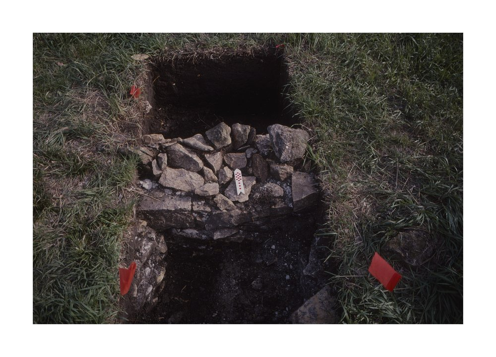 1995 Excavations at the Havana Stage Station, 14OS1301 - 5