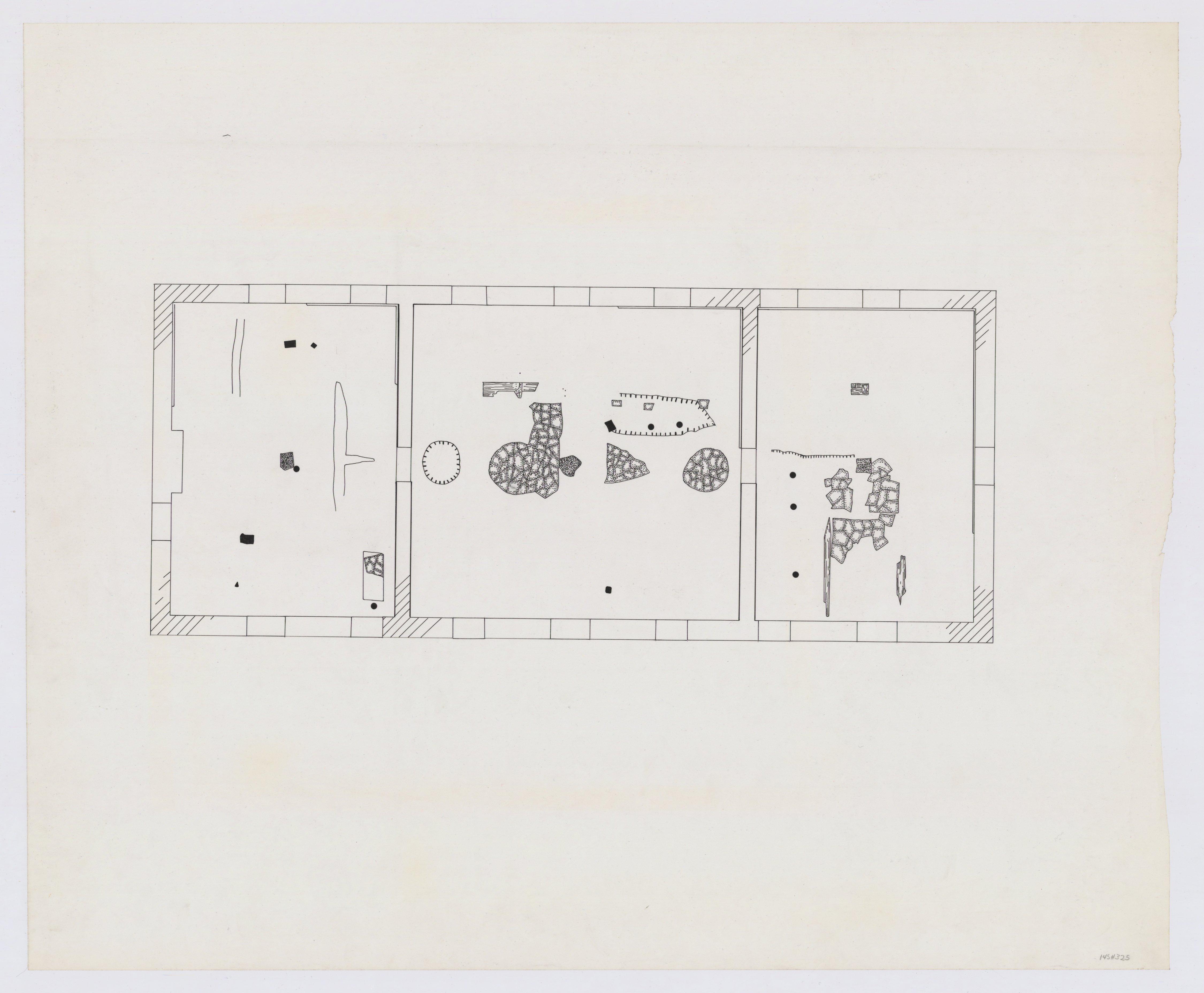 Oversized Maps of the Pottawatomi Mission, 14SH325 - 5