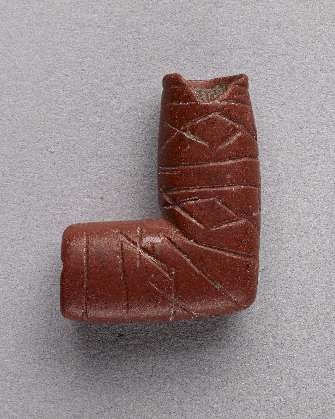 Diminutive Pipe from the Glen Elder Site, 14ML1 - 1