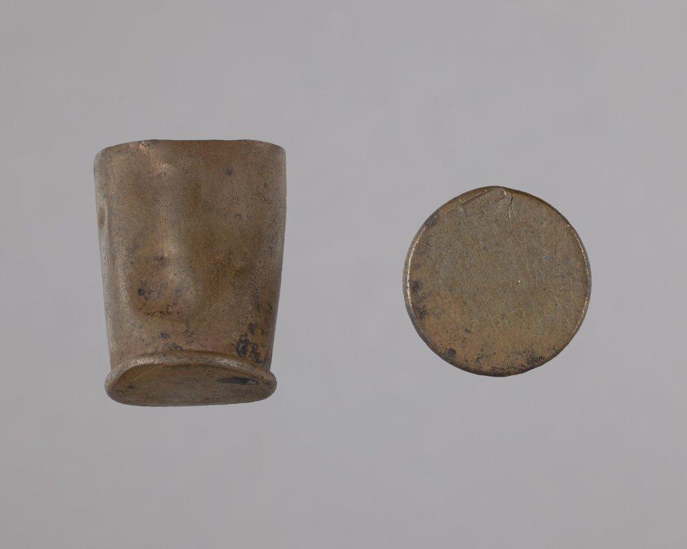 Bullet Cases from Fort Zarah, 14BT301 - 1