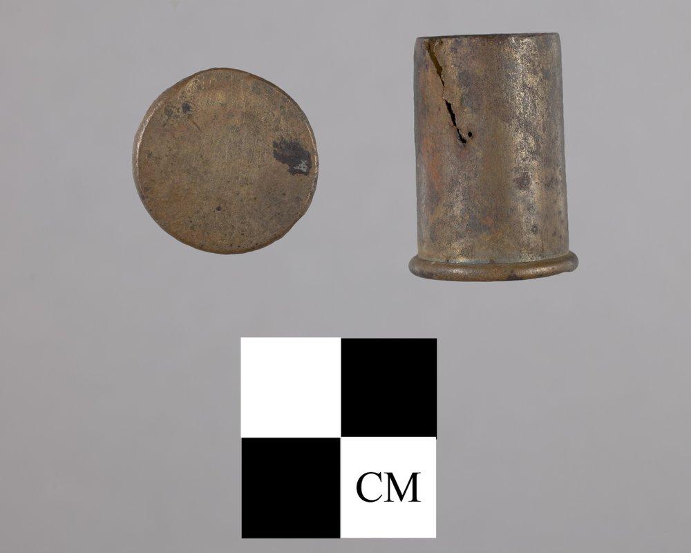 Bullet Cases from Fort Zarah, 14BT301 - 2