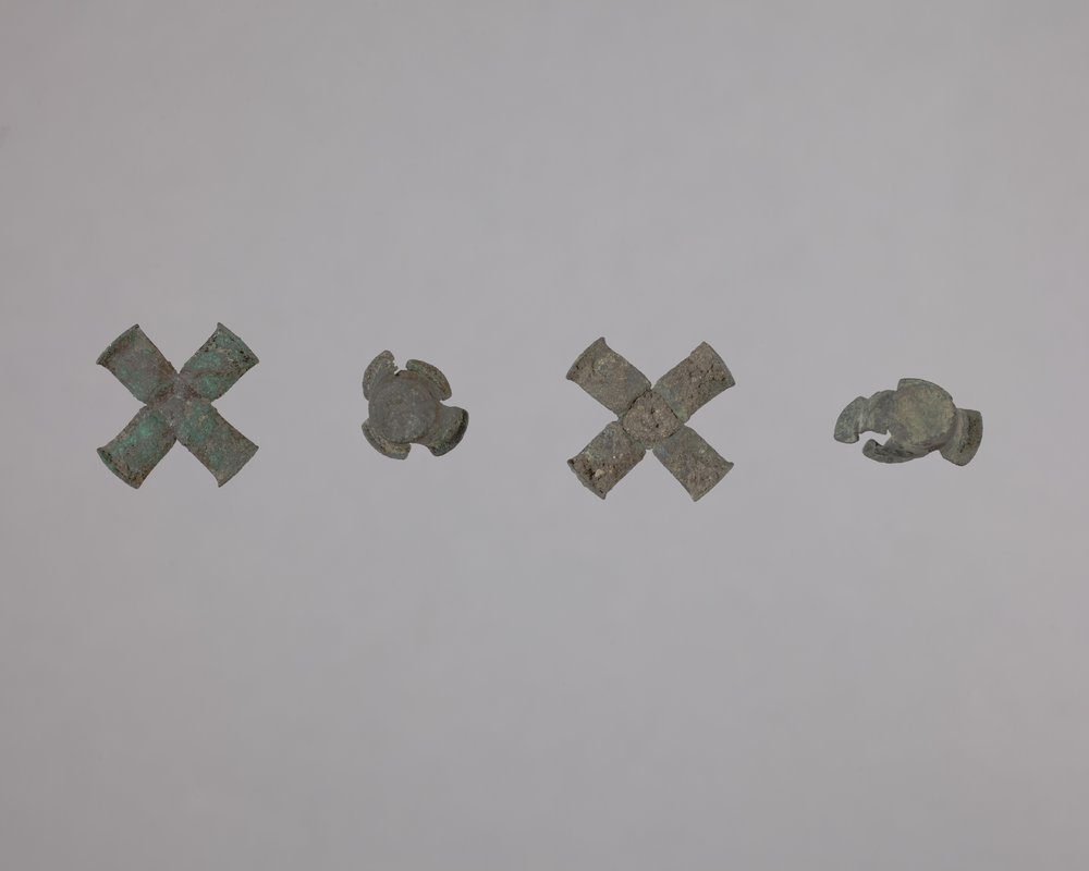Percussion Caps from Fort Zarah, 14BT301 - 1