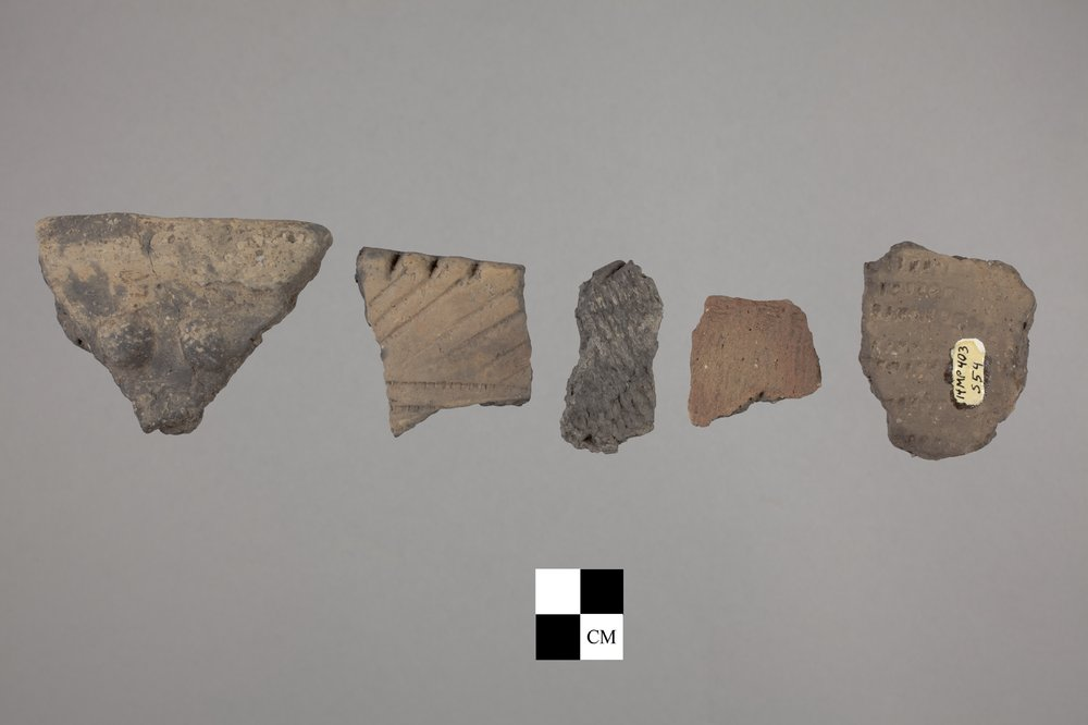 Pottery from the Miller Site, 14MP403 - 2