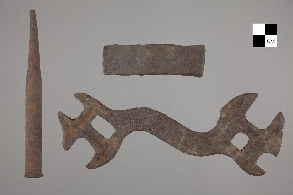 Tools from Fort Atkinson, 14FD305 - 2