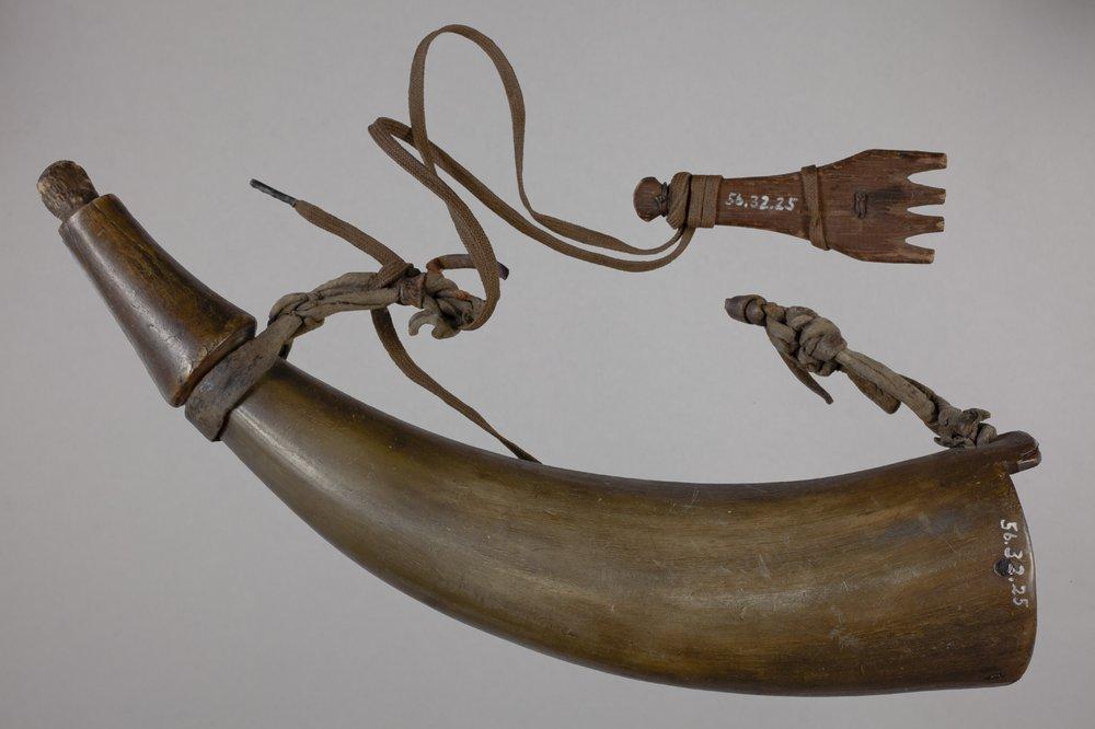 Ottawa Powder Horn - 2