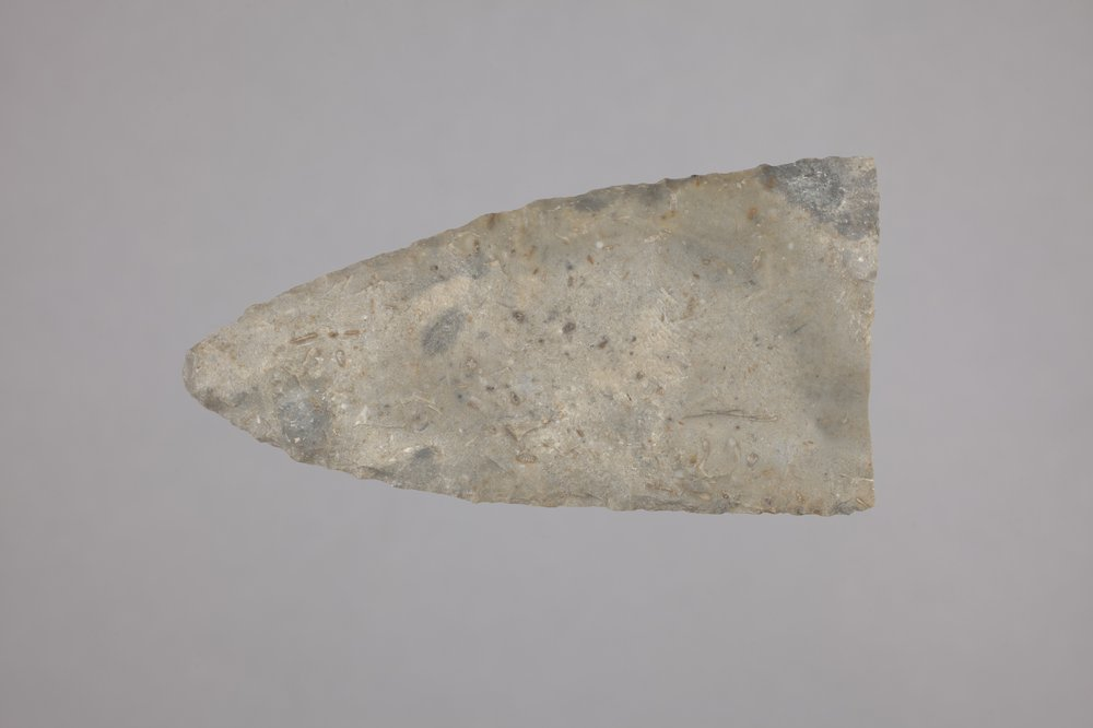 Knife Fragment from 14SA407 - 1