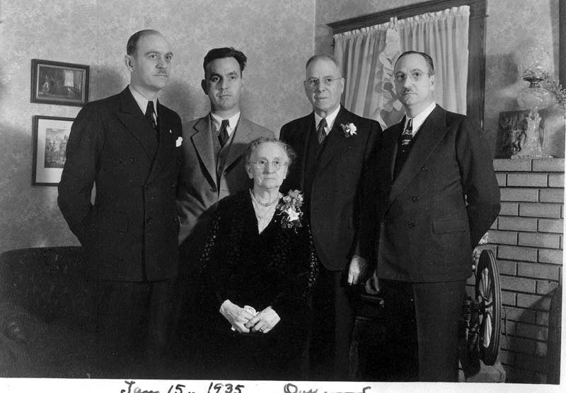 Menninger family, Topeka, Kansas