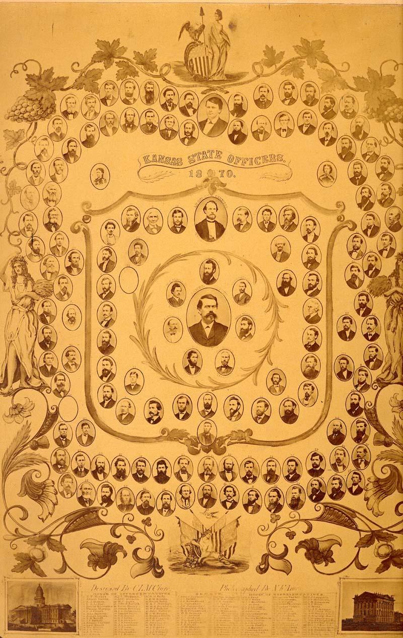 Kansas Legislature, 1870