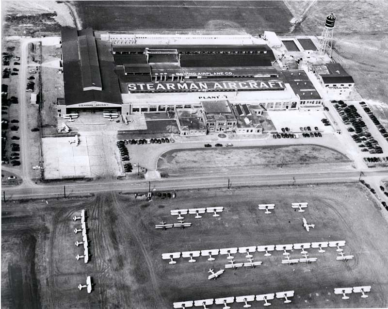 Stearman Plant, Wichita, Kansas