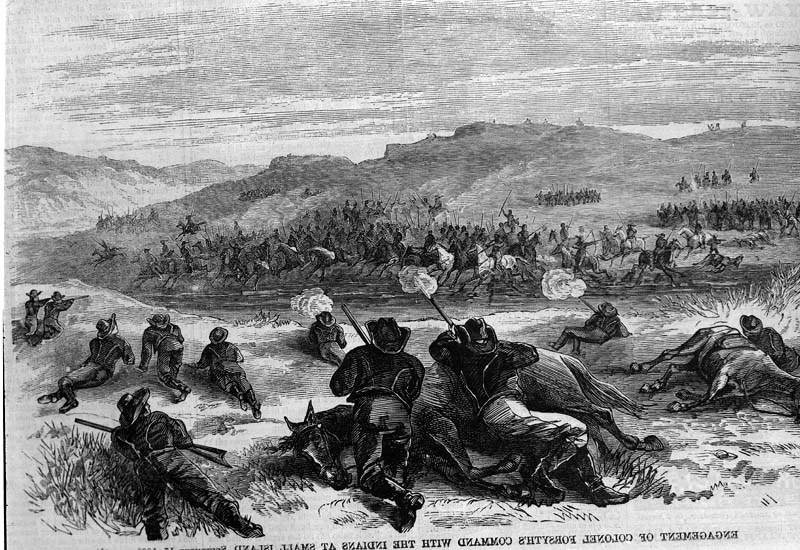 Battle of Beecher's Island
