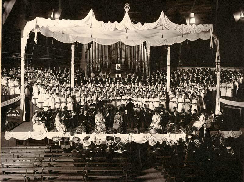 Bethany College Messiah Chorus-1905