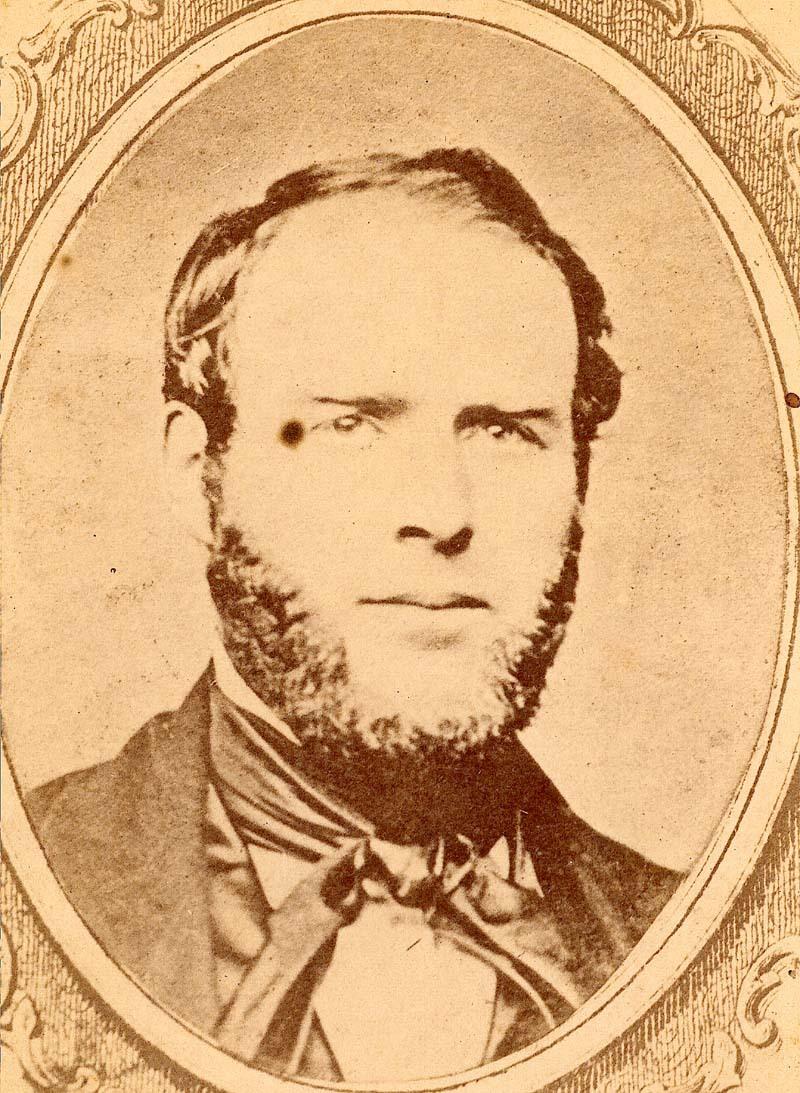 James Burnett Abbott