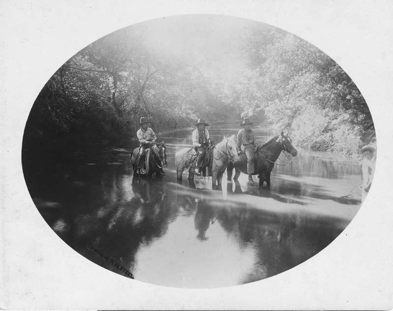 Boys, Fort Sill, Oklahoma Territory