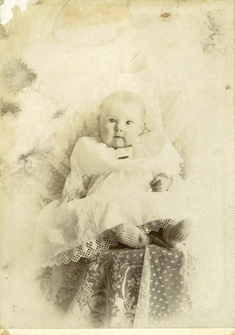 Hattie Marie Bobbitt, Haskell County, Kansas