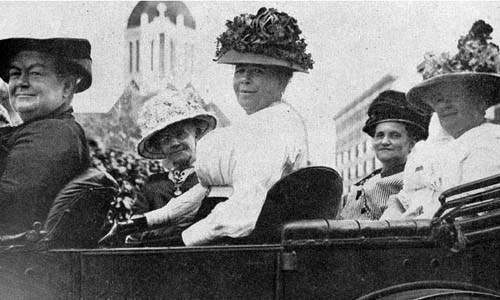 Suffragettes, Topeka