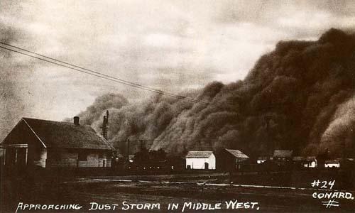 Dust Storm, 1935