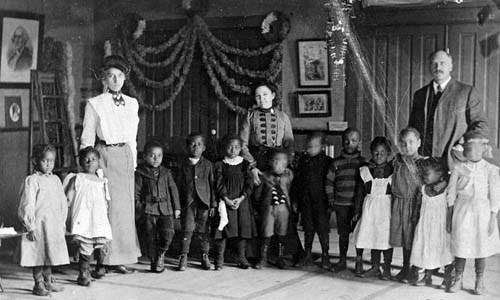 Tennessee Town Kindergarten, Topeka