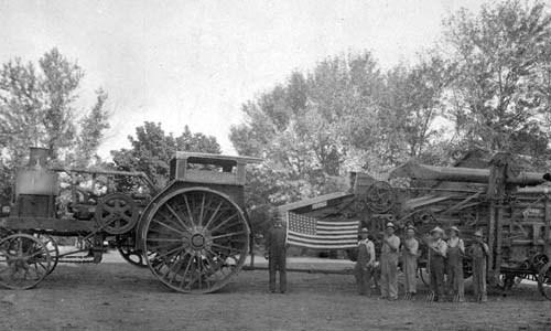 German American Farmers, Marion County