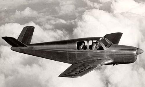 Beechcraft Bonanza Model 35