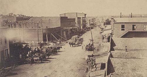 Atchison, Kansas Territory