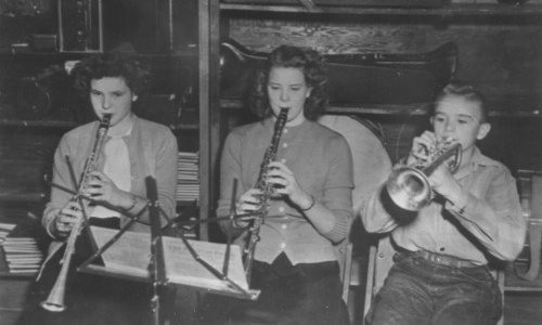 Cheney High School Band members