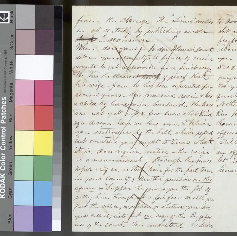 George W. Deitzler to Samuel N. Wood - p. 2