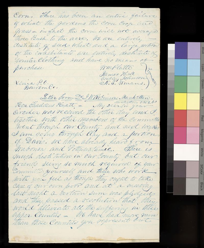 W. F. M. Arny to Thaddeus Hyatt - p. 5