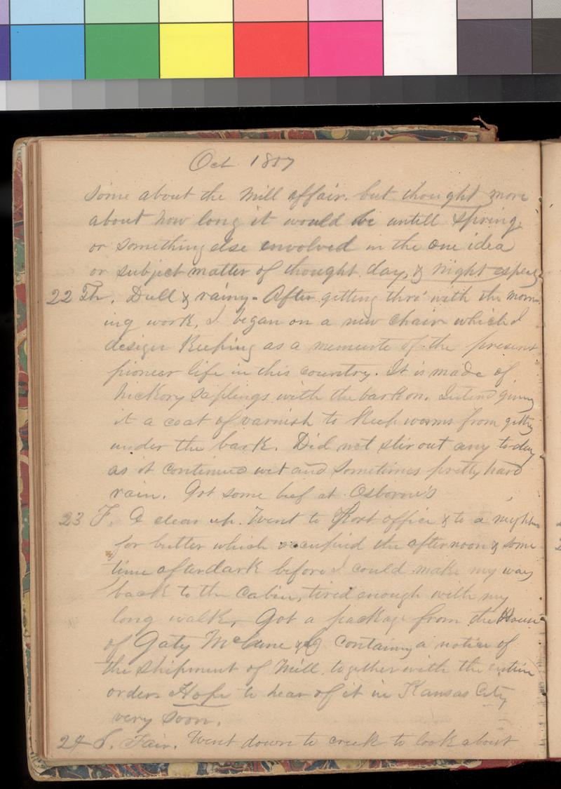 Joseph Trego's diary, 1857-1858 - p. 50