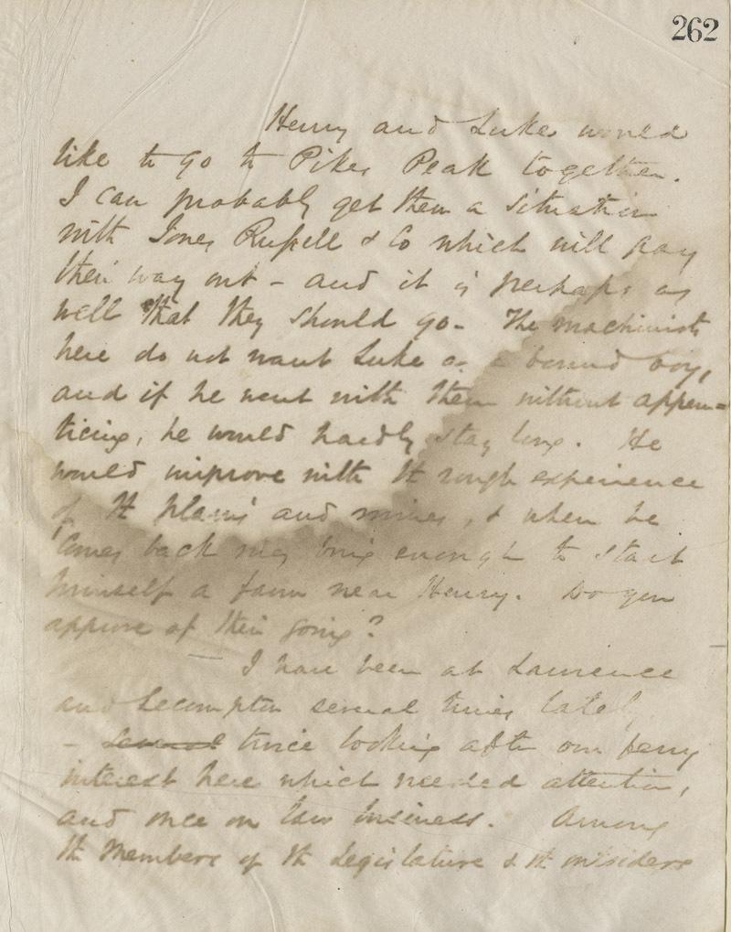 Thomas Ewing, Jr., to Thomas Ewing, Sr. - p. 2