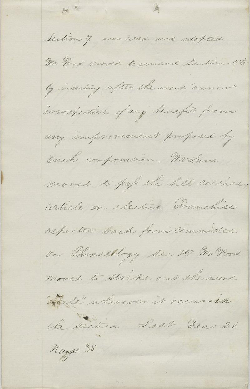 Leavenworth Constitutional Convention journal - p. 2