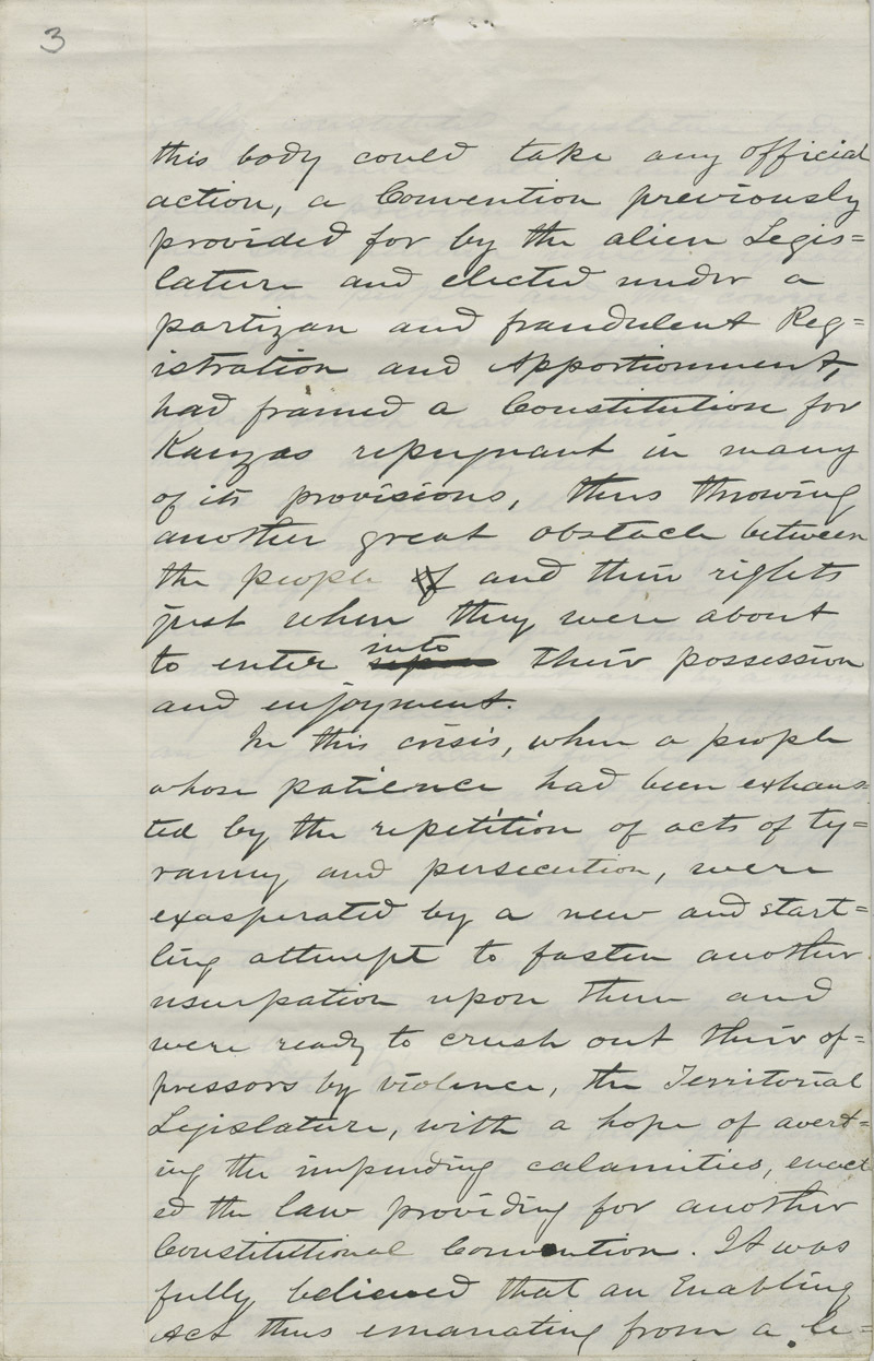 Address of the Constitutional Convention to American Public - p. 4